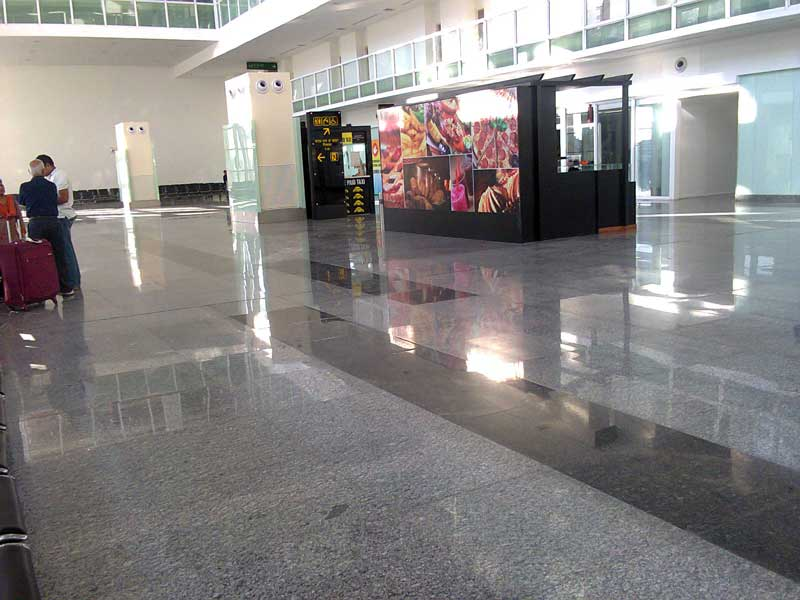 Chandigarh Airport Guide- Cafeteria