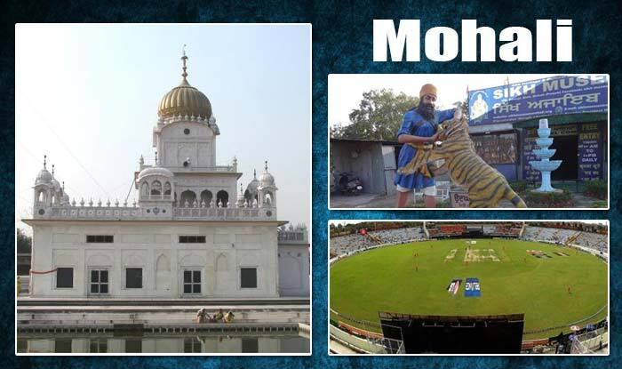Tourist Places in Mohali